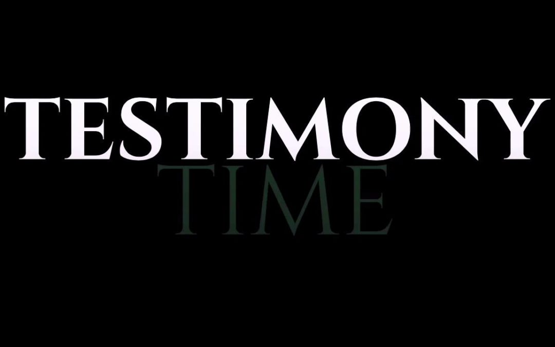 Testimony: Jesse Stipes, Eli Livermont