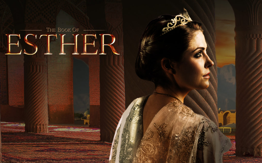 Finding Jesus in Esther